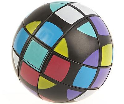 Si el cubo fuese una esfera...