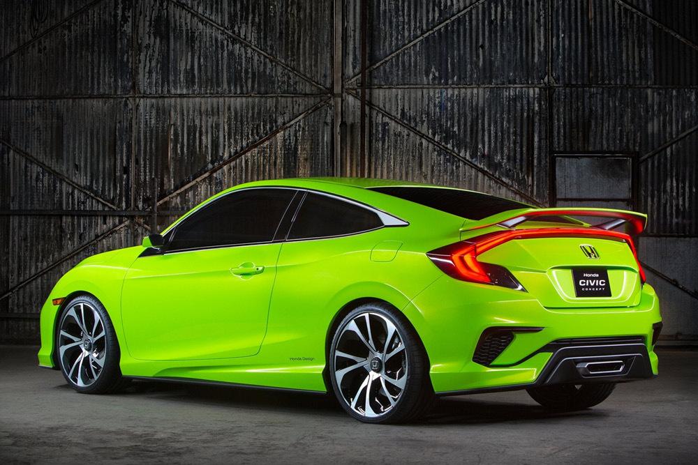 Foto de Honda Civic Concept (5/13)