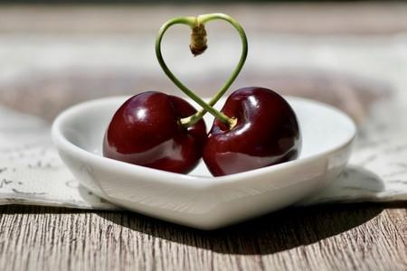 Cherries Close Up Delicious 458871
