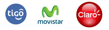 Tigo Claro Movistar
