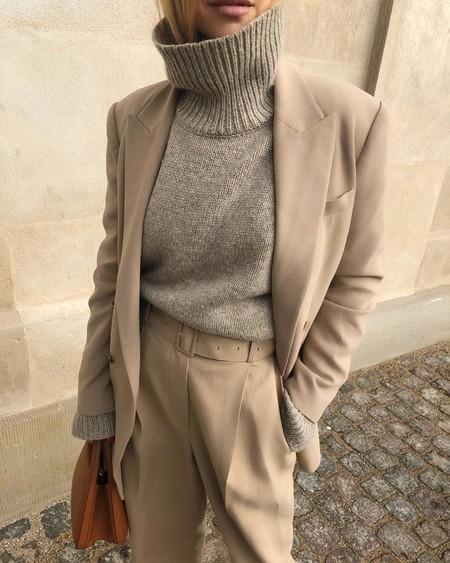 Siete estilismos que demuestran que el blazer es la mejor pieza del ansiado fondo de armario