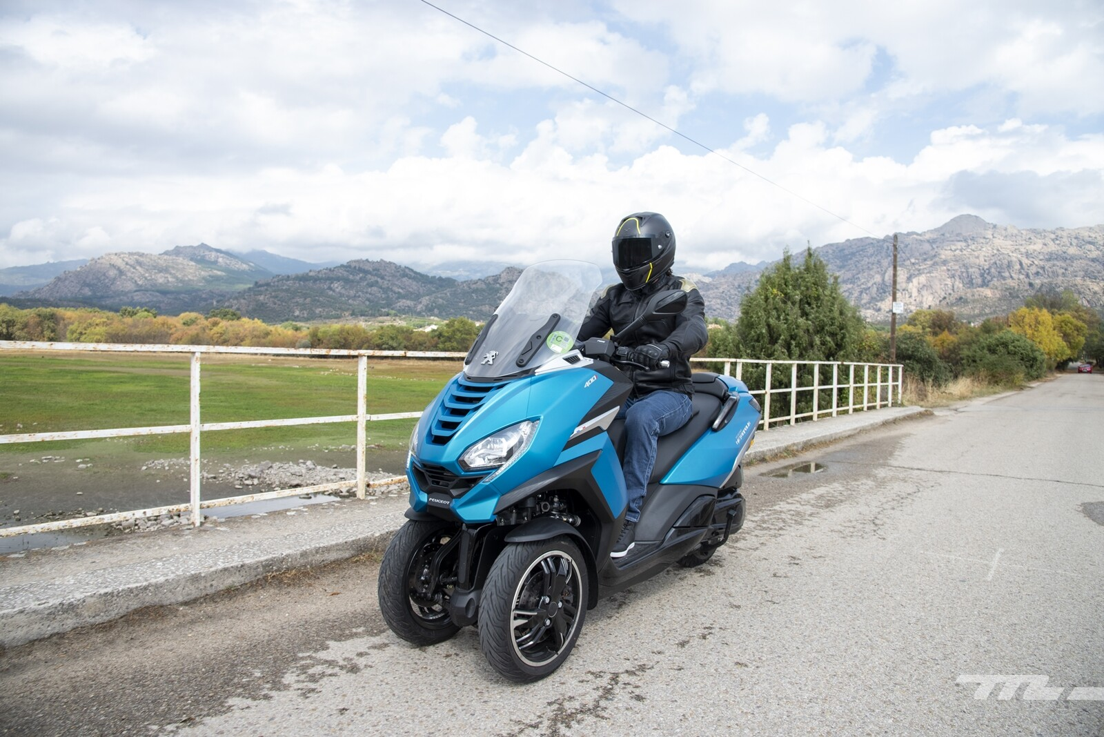Foto de Peugeot Metropolis 2020, prueba (18/26)