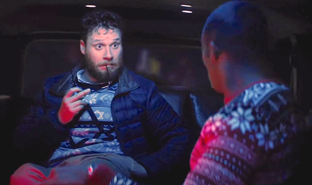 The Night Before Seth Rogen