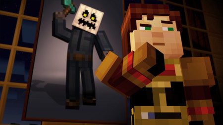 Minecraft Story Mode Episodio Seis Portal To Mystery