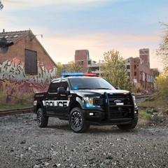 Foto 3 de 9 de la galería ford-f-150-police-responder en Motorpasión México
