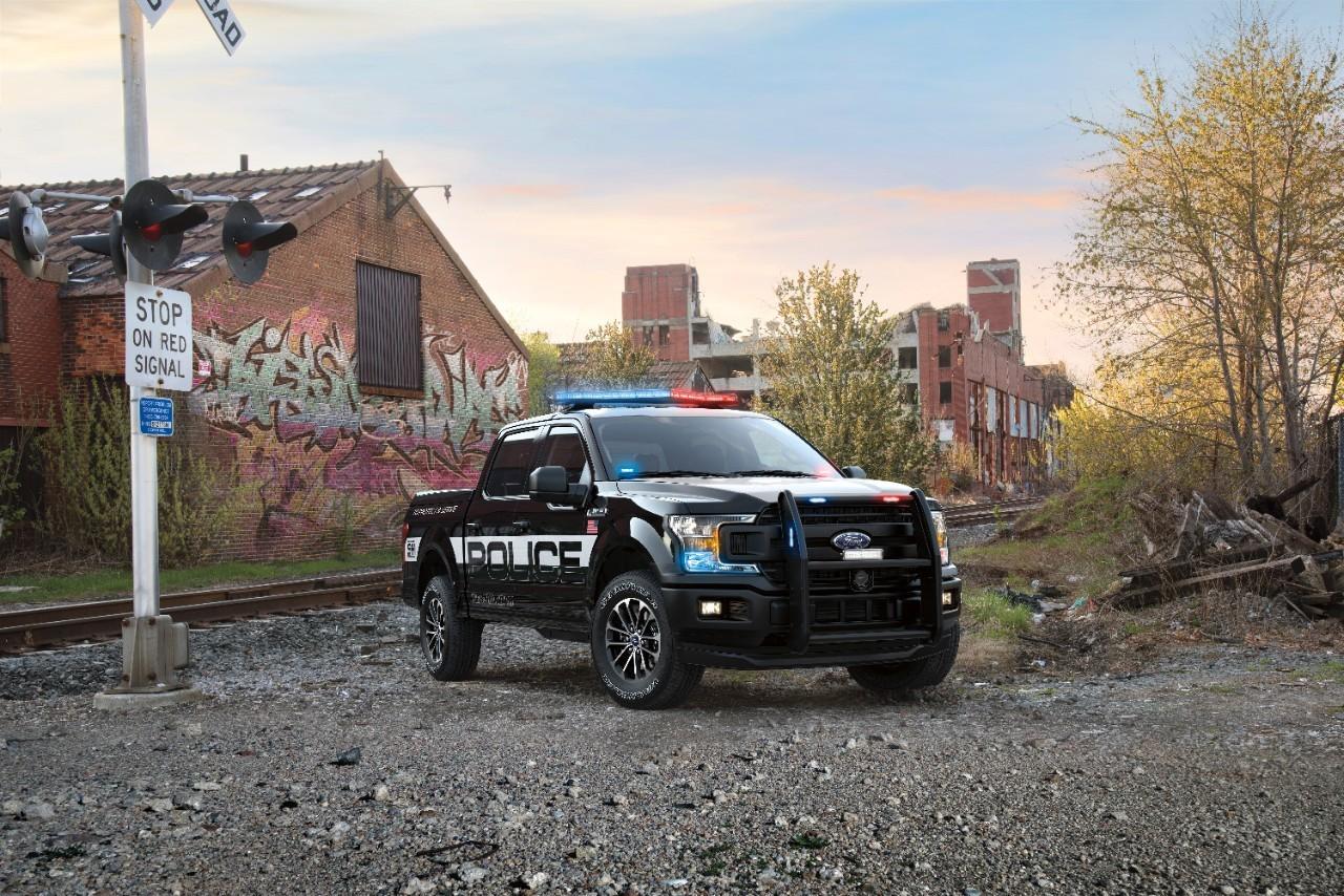 Foto de Ford F-150 Police Responder (3/9)