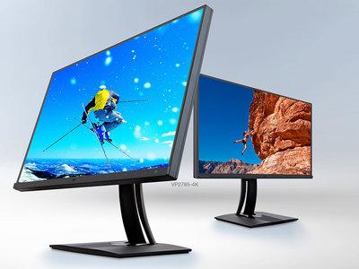 ViewSonic VP2785-4K, un monitor 4K con HDR para los amantes de la edición fotográfica y los juegos