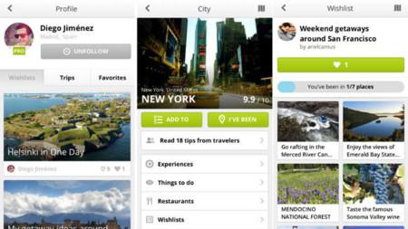 TouristEye para iOS