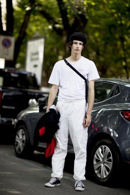 Pantalones Blancos 8