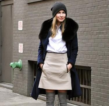Los mejores looks de calle de la Semana de la Moda de Nueva York Otoño-Invierno 2010/2011