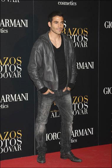Foto de Famosos en el estreno de 'Los Abrazos Rotos' (6/29)