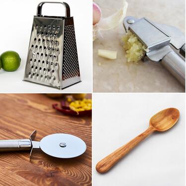 13 instrumentos de cocina que no siempre valen lo que ocupan (y por qué otros podemos sustituirlos)