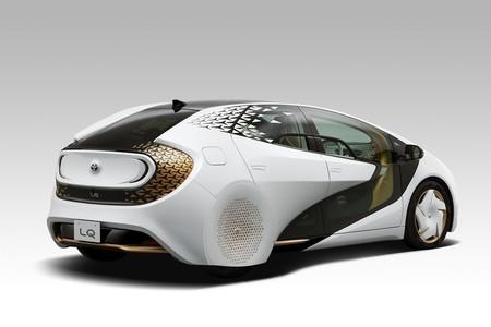 Toyota presenta su prototipo de coche autónomo dotado de una IA para mejorar la atención de los pasajeros y comunicarse con ellos