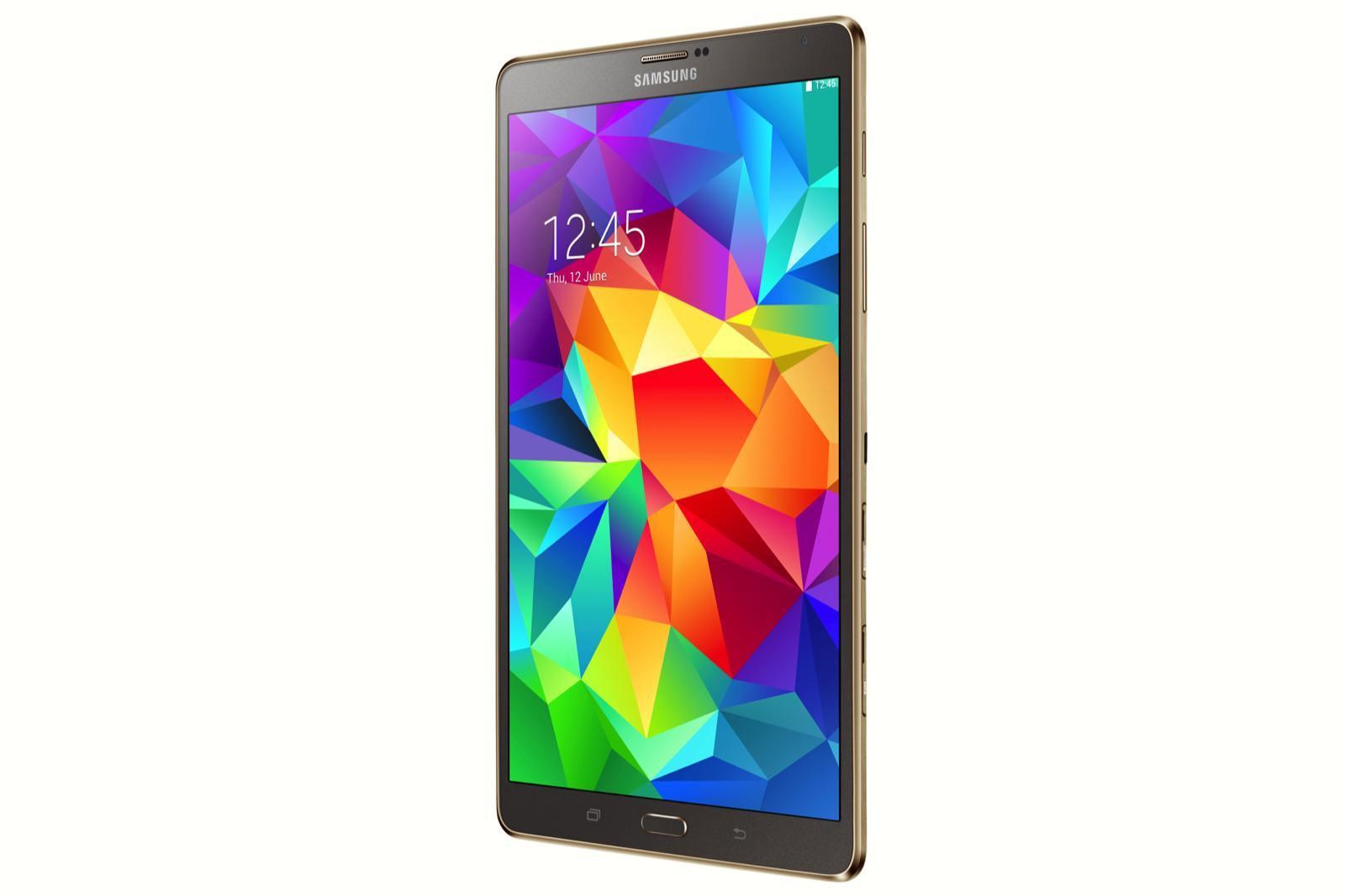 Foto de Samsung Galaxy Tab S (16/52)
