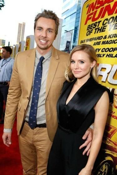 ¡Eh! ¡Que se nos ha casado Kristen Bell!