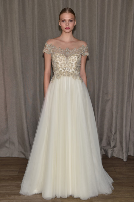 Badgley Mischka Bridal Fall 16