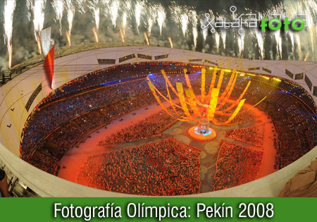 Fotografía olímpica: Pekín 2008