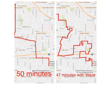 450 1000 Waze: 21 trucos para exprimir a fondo esta app mas popular de tráfico y navegación