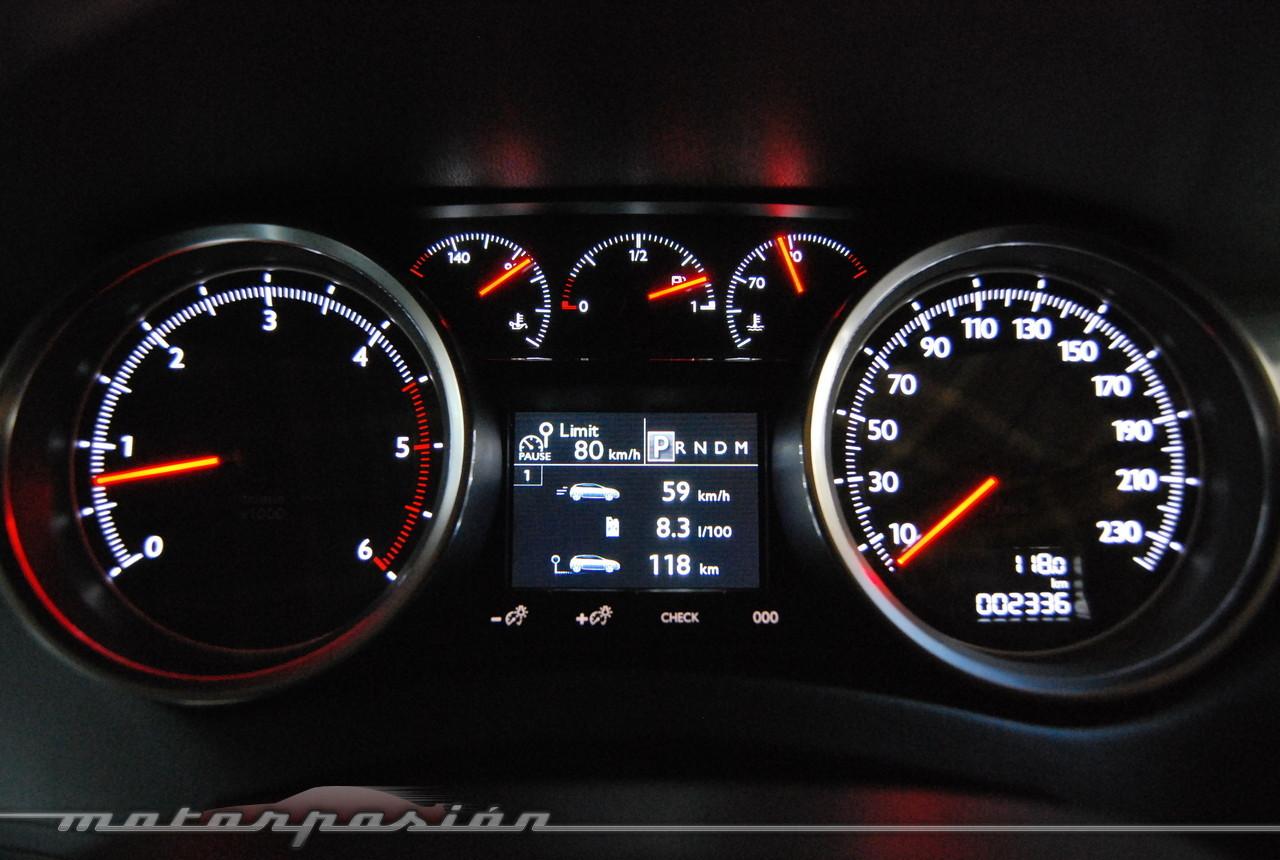 Foto de Peugeot 508 y 508 SW (presentación) (28/118)