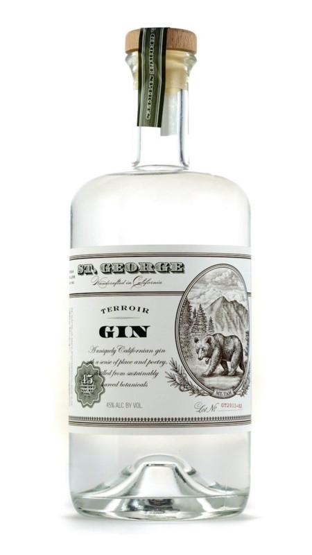 terroir gin