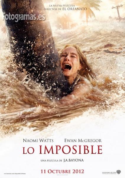Foto de 'Lo imposible', carteles de la película de J.A. Bayona (1/3)