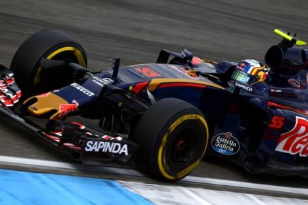 Carlos Alemania F1 2016