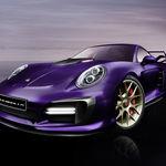 El Gemballa Avalanche está basado en el Porsche 911 Turbo (991) y arrancará el asfalto con sus 820 CV y 950 Nm