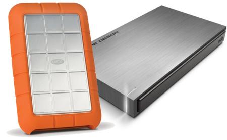 LaCie renueva su gama de discos duros USB 3.0 para correr a toda velocidad en Lion y Mountain Lion