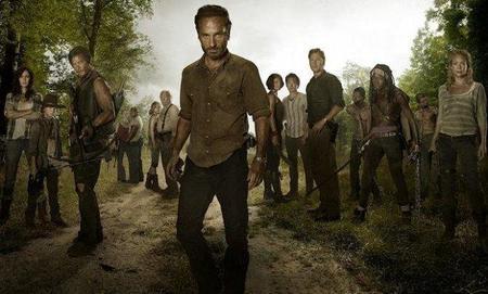 Imagen del reparto de la tercera temporada de