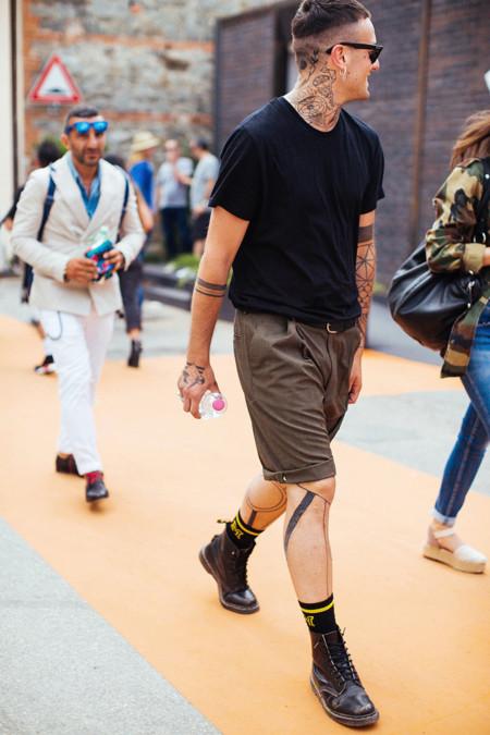 El mejor street-style de la semana: mil maneras de lucir con estilo con un look sencillo