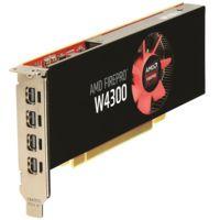AMD FirePro W4300, tarjeta profesional de gama baja para sistemas compactos