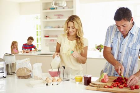 Germenes En La Cocina