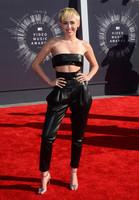 Qué novedad, ¡Miley Cyrus!