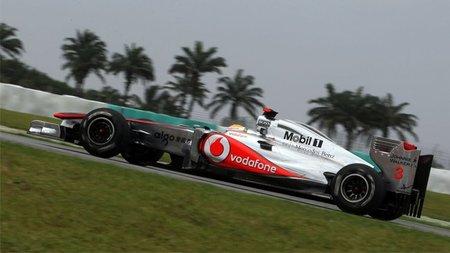 GP de Malasia F1 2011: Lewis Hamilton y McLaren contraatacan en la tercera sesión de entrenamientos libres