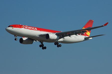 Avianca ofrece billetes de avión a plazos