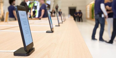 Iphone Sin Cable De Seguridad Apple Store