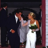 carolyn bessette vestido novia
