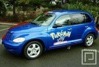 Nintendo DS en los Chrysler PT Cruiser