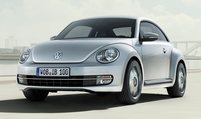iBeetle de Volkswagen
