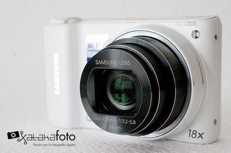 Samsung WB250F Smart Camera, análisis