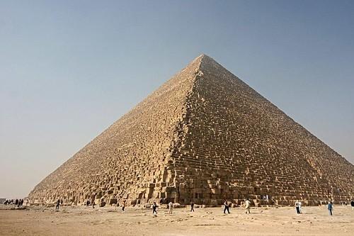 """La Gran Pirámide de Egipto, en realidad, la construyeron los """"Nummulites"""", unos organismos unicelulares"""