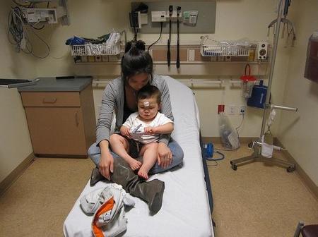 Los derechos de los niños no desaparecen al entrar al hospital