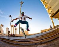 Cómo hacer fotos de skate