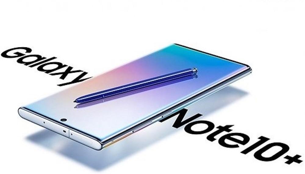 El nuevo Samsung Galaxy Note 10+ se filtra en todo su esplendor gracias a esta imagen cortesía de Evan Blais