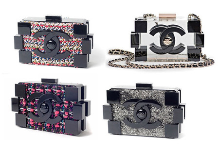 The Anne Clutchs Combaz for Chanel Will Combine Lego with Tweed