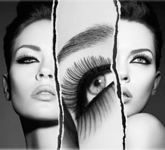 Impacto y precisión: dos claves de la máscara de pestañas Smoky Extravagant de Make Up  For Ever