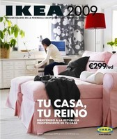 Ikea 2009: tu casa, tu reino