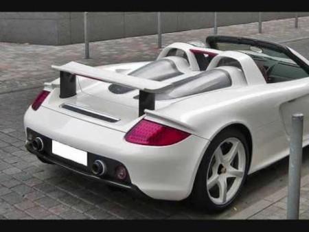 El Porsche Boxster que quería ser un Carrera GT