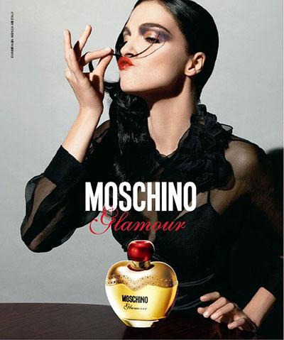 Moschino Glamour, nueva fragancia