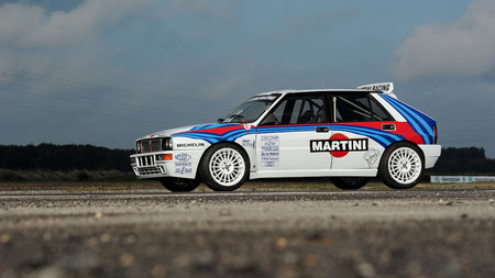 Lancia Delta HF Integrale Evolution